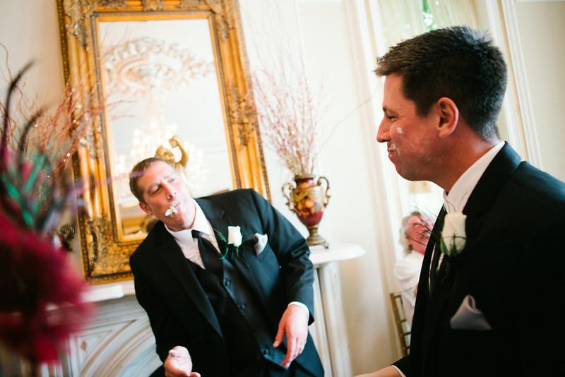 Briggs Mansion Wedding Reception