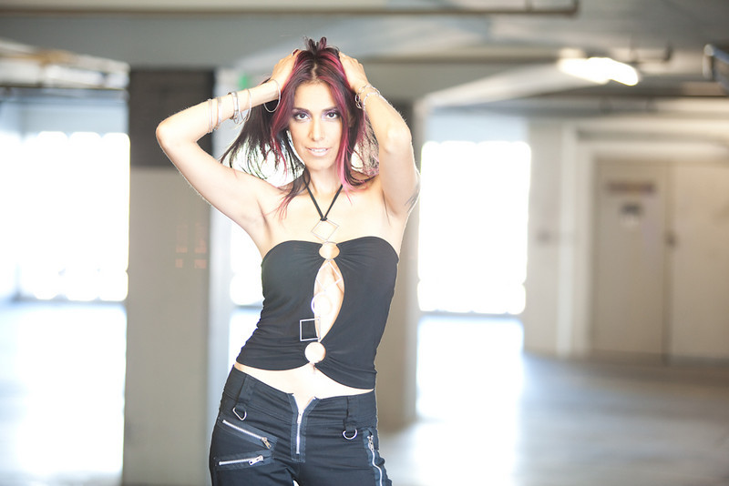 "Ana Sidel ""La Wanga"" Video July-August 2010"