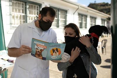jul.03 - Samarco - Campanha de Vacinação Canina (Ouro Preto-MG)