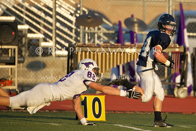 Football - Boerne-Champion vs Marble Falls (2010)