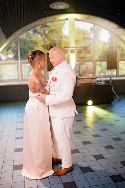 Donald + Lynette Wedding Reception