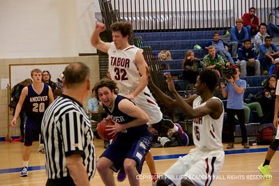 BV Basketball vs. Tabor