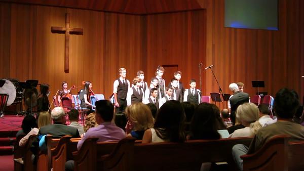 AVHS Spring Concert 2013