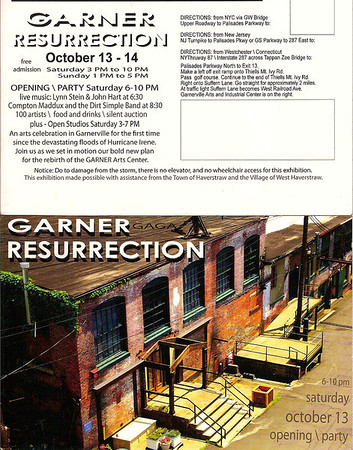 Garner Resurrection Show, October 13 - 14, 2012