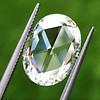 3.60ct Oval Rose Cut Diamond GIA I VS 25
