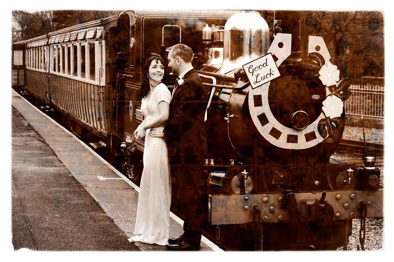 Paul & Tracey Corlett wedding