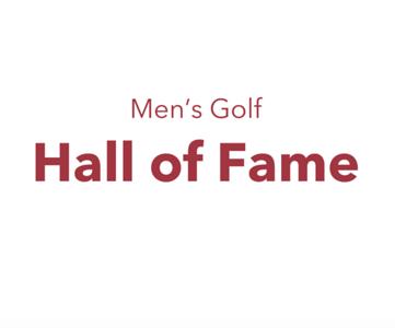 Hall of Fame - Men