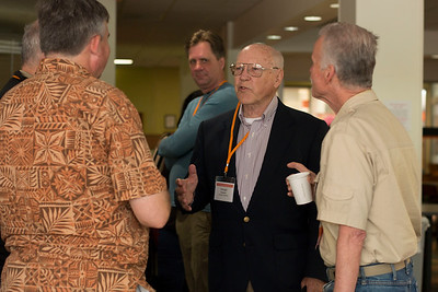 Coffee with Retired Faculty and Staff