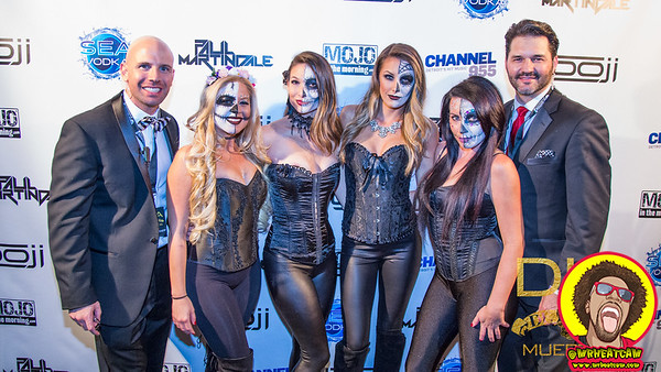 Channel 95.5 Day of the Dead Party