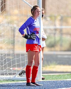 Girls Soccer Varsity • Judge - Delta • 08-15-2020