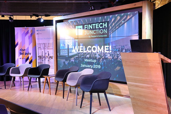 FinTech Junction  Meetup 30-Jan-2019