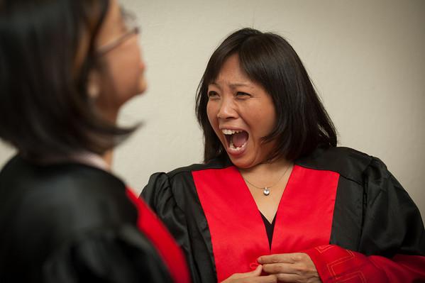 Graduation - Sunnyvale May 2012 - Candids