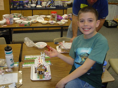 06 December 15  Reid - 3rd Grade Christmas Party
