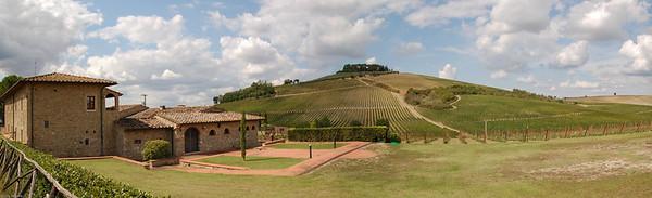 Toskana zu zweit / Two of us in the Tuscany