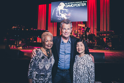 David Foster VIP Meet and Greet