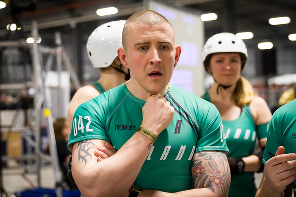 2018 RDWC - Ireland vs. Australia