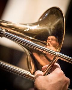 Trumpet, Trombone and Tuba