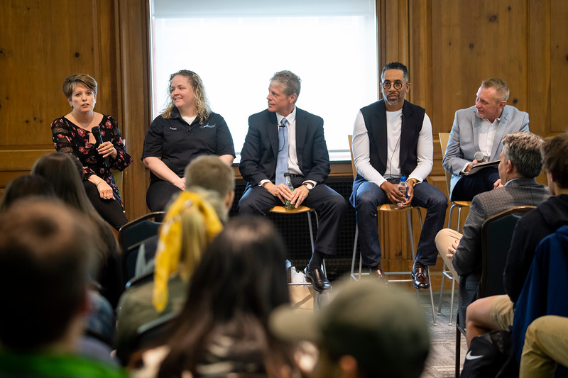 Entrepreneur Founders Panel  Angie Hicks '95 Chief Customer Officer & Director, Co-Founder of Angie's List ANGI Homeservices  Kristie Carter '09 President & Founder Aadvanced Limousines  Mark Boling '79 Founder & CEO 2C Energy, LLC  Justin Christian '95 President & CEO BCforward