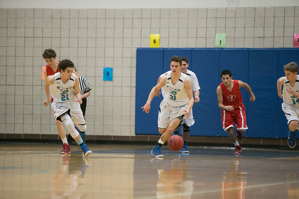 JD vs Park City Freshmen Boys Basketball