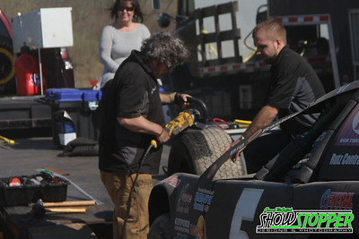 Utica-Rome Speedway-Jeremy McGaffin-4/23/17