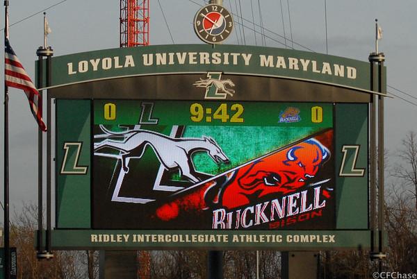 Loyola v Bucknell 04.17.14