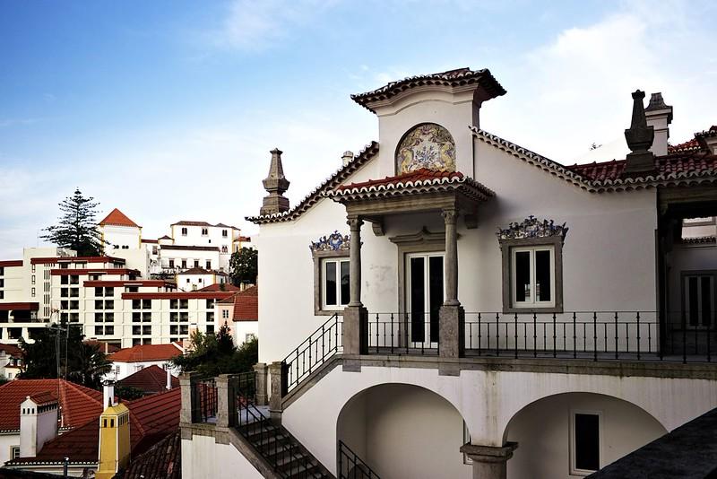 Celkem běžný portugalský důmv Sintře