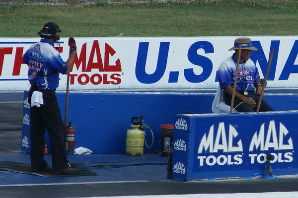 NHRA Nationals, Indianapolis, IN 2008