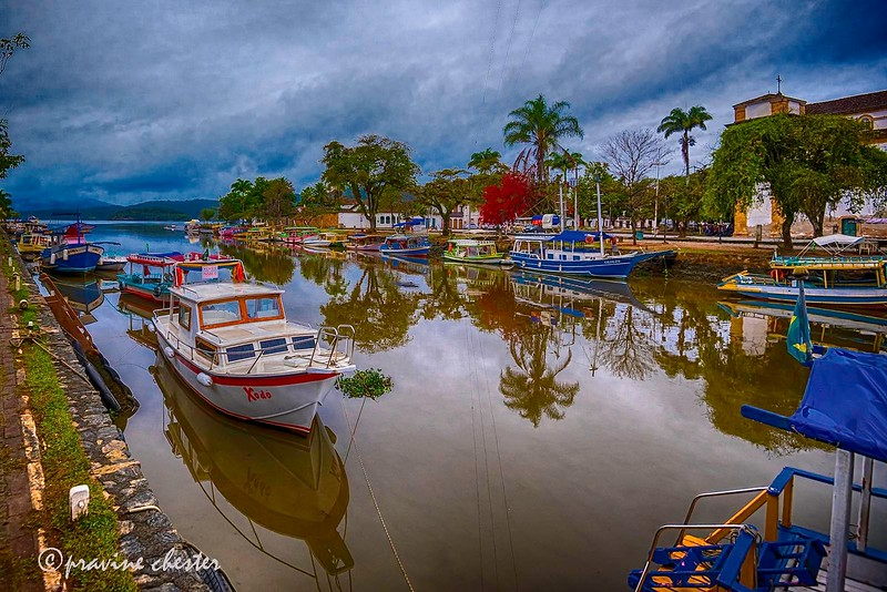 Old Town Paraty