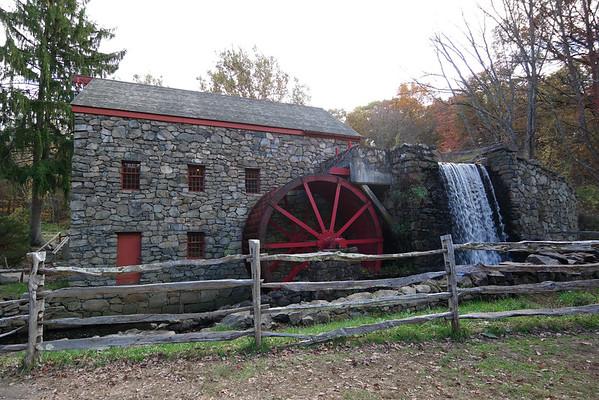 The Pepperidge Farms mill