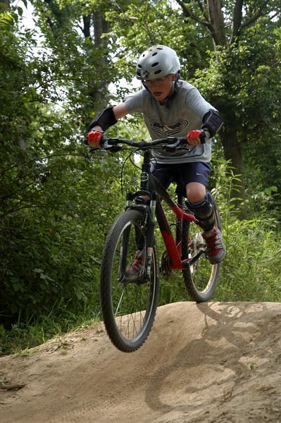 St. Louis BMX Park July 2007