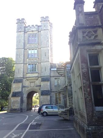 England - Canford Magna