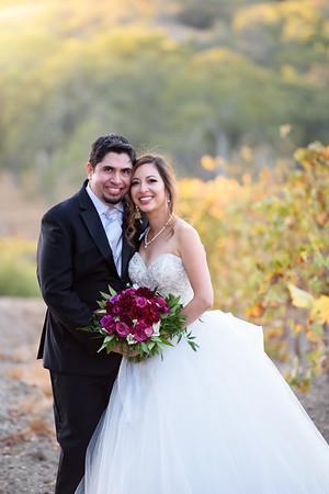 Juan & Brandi Wedding 10/27/18