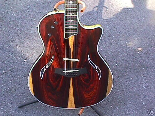 Taylor T5 C2 Custom 12 String Acoustic-Electric Guitar