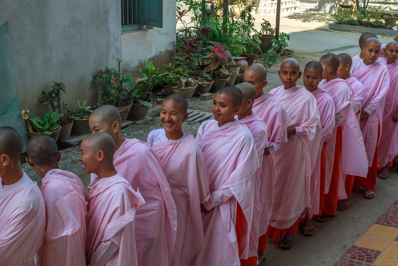 Myawaddy Nunnery