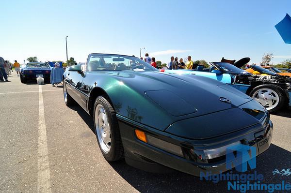 LI Family Festival Corvette Show'10