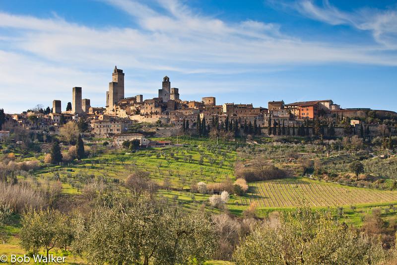 View of San Gimignano http://en.wikipedia.org/wiki/San_Gimignano