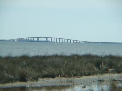 Mobile Bay, Al, Dauphin Island