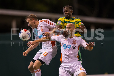 Rowdies V Railhawks