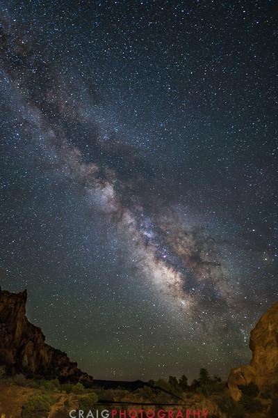 Moab Milky Way 4 Utah