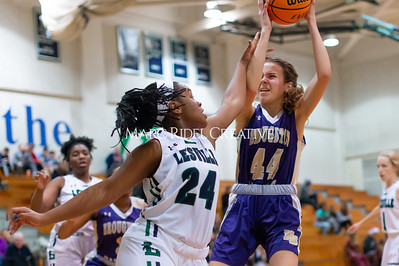 Broughton vs Leesville | Girls Varsity