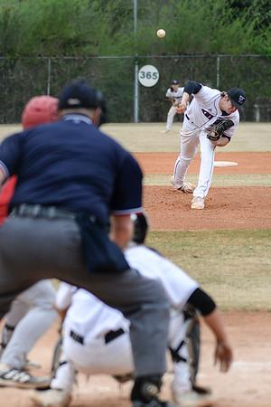 March 15, 2021 - UL vs Pike Co Baseball