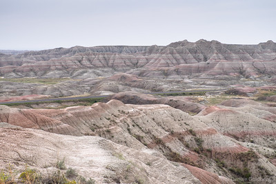 Badlands to Mountains
