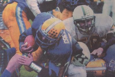 1990 Butler Football