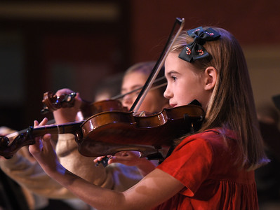 2017 Lower and Middle School Orchestra Concert