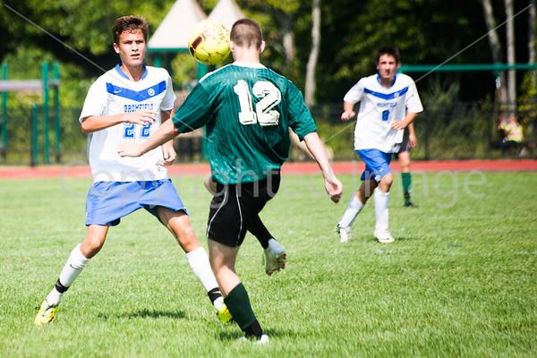 Boys Varsity Soccer 9.6.14