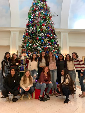 Nov 29-Dec 2: Hailey ECNL Soccer in South Carolina
