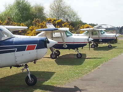 Blackbushe Airfield : 6th May