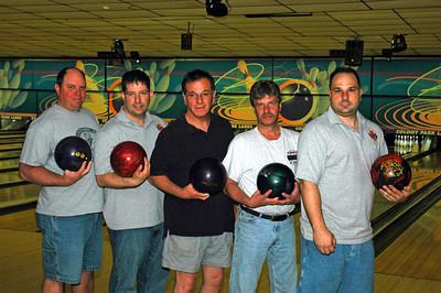 Bowling Team Photos