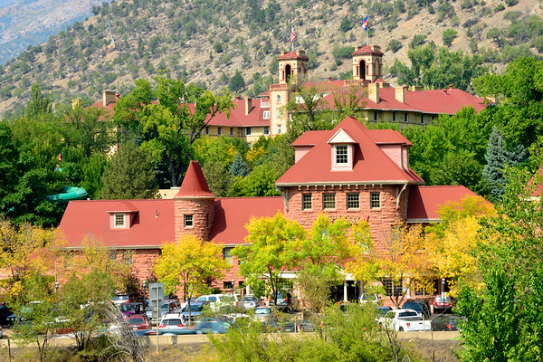 Glenwood Springs, CO - September 2012