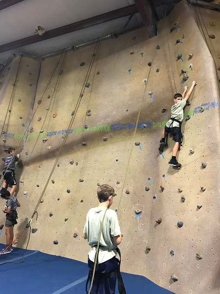 Climbing Meetings